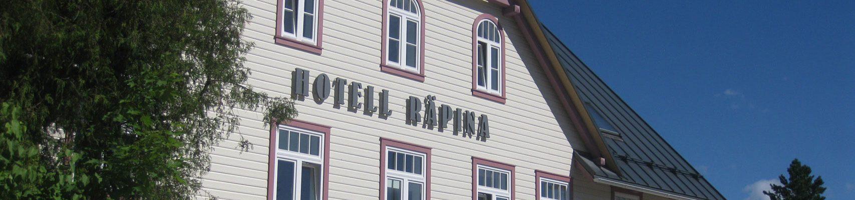 Majutus Räpinas | Hotell Räpina