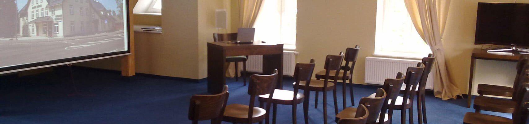 Seminariruumi rent |Hotell Räpina