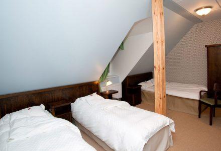 Kolmene tuba | Hotell Räpina
